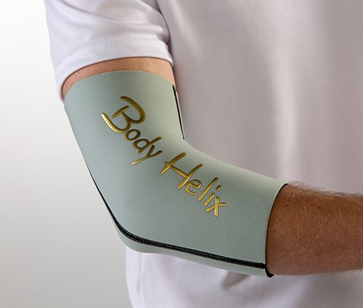 Silver Elbow Sleeve