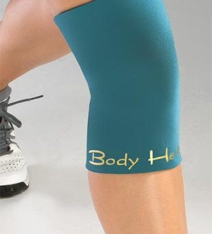 Full Knee Compression Sleeve Teal