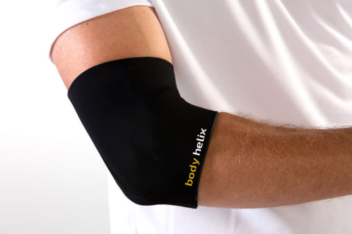 Elbow Compression Wrap Black