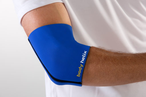 Elbow Compression Wrap Blue