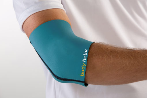 Elbow Compression Wrap Teal
