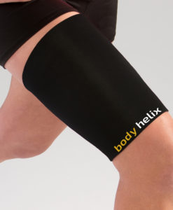 Full Thigh & Hamstring Compression Wrap Black