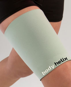 Full Thigh & Hamstring Compression Wrap Silver