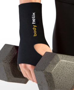 Compression Black Wrist Wrap