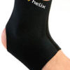 Black Full Ankle Compression Wrap